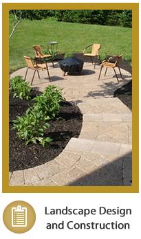 Landscape Design and Construction Erie PA